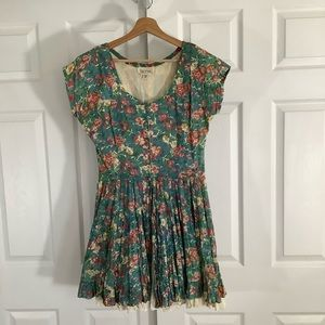 Star of India vintage dress M